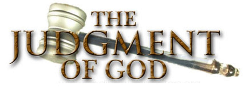 God will judge wickedness - http://rccgzoelifepaisley.org